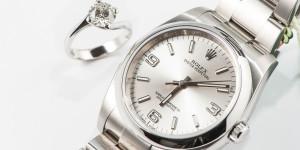 Rolex diamante