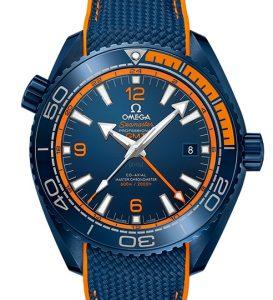 Omega Seamaster Planet Ocean 2017
