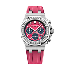 Audemars-Piguet Royal Oak OffShore pink 2018