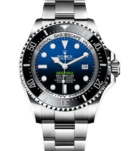 Rolex deepsea 2018