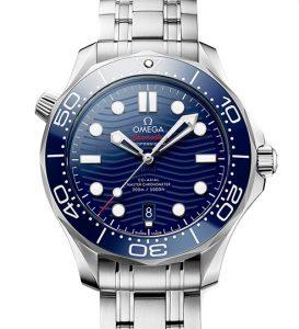 Omega Seamaster Diver 300 m 2018