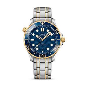 Omega Seamaster Diver 300 M 2019